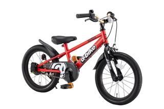 Amazon | アイデス D-bikemaster 16インチ 子ども用自転車 BMXタイヤ (86588)