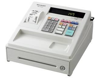 Amazon | シャープ 電子レジスタ 8部門 ホワイト系 XE-A147-W (89607)