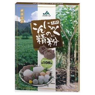 Amazon.co.jp: JA全農ぐんま 手作りこんにゃくセット 40g×2袋入 (90187)