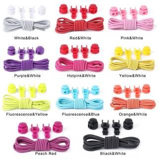 Amazon.co.jp: Fastar 便利靴紐 ほどけない靴ひも 1足分 伸縮するワンタッチ靴紐 (90774)