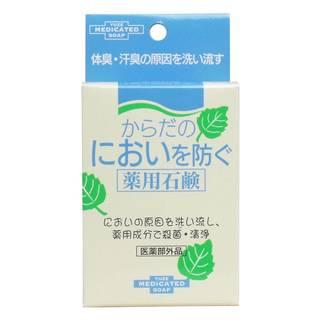 Amazon | ユゼ からだのにおいを防ぐ薬用石鹸 110g (91243)