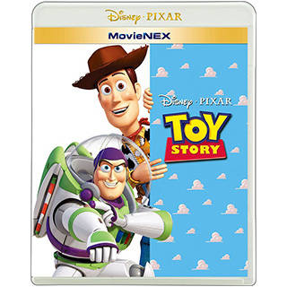 Amazon | トイ・ストーリー MovieNEX [ブルーレイ+DVD+デジタルコピー(クラウド対応)+MovieNEXワールド] [Blu-ray] (91737)