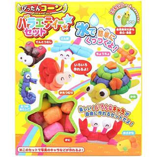 Amazon | オンダ 作る おもちゃ ぴったんコーン バラエティセット (92466)