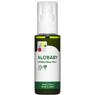 Amazon | アロベビー UV&アウトドアミスト 80ml (93268)