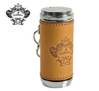 Amazon.co.jp: (オロビアンコ)Orobianco 革貼り筒型携帯灰皿 (94076)