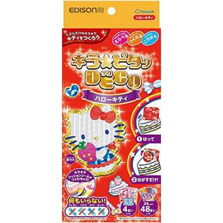 Amazon | エジソン キラ☆ピタッDECO サンリオ ハローキティ (94121)