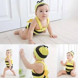 Amazon | ベビー 水着 スク水 スイムスーツ 赤ちゃん水着 (95267)