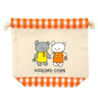 Amazon.co.jp: こぐまちゃんとどうぶつシリーズ コップ袋 (こぐまちゃん) (95495)