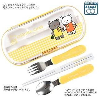 Amazon|こぐまちゃんとどうぶつえん 日本製 トリオセット 食洗器OK! (95496)