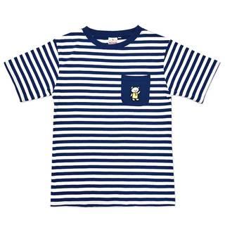 Amazon.co.jp: こぐまちゃんボーダーTシャツ (95497)