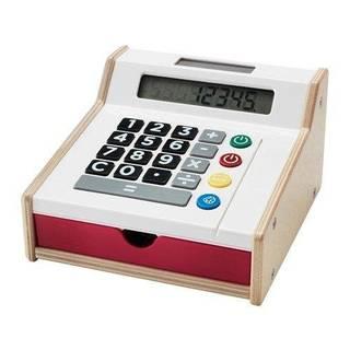 Amazon | IKEA DUKTIG 60256502 レジ お金 カード 付き (95848)