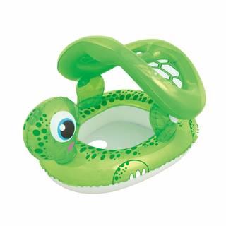 Amazon.co.jp: MOLUSKO かめさん フロート 1-2歳 2気室 浮き輪 (97968)