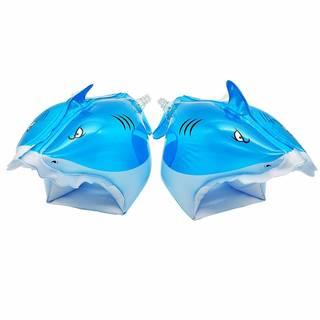 Amazon | QUN FENGインフレータブルアームバンドアームリング サメ 2個セット (98053)
