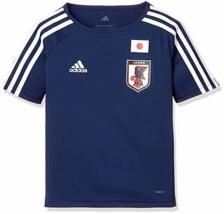 Amazon | [アディダス] サッカー 日本代表 ホームレプリカTシャツ [ボーイズ] (98146)