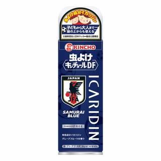 Amazon | サッカー日本代表 虫よけキンチョールDF(ディートフリー) (98155)