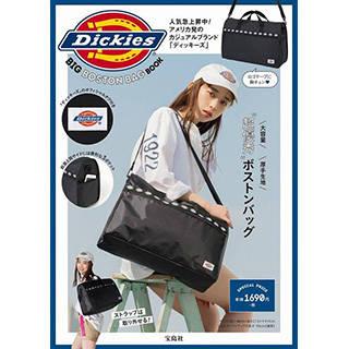 Dickies BIG BOSTON BAG BOOK (バラエティ) (98480)