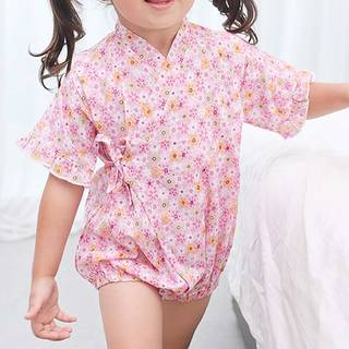 Amazon.co.jp:AK Style ベビー 浴衣 甚平 ロンパース (98773)