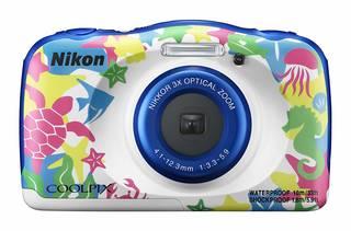 Amazon.co.jp: Nikon デジタルカメラ COOLPIX W100 (103739)