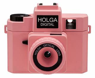 Amazon.co.jp: HOLGA DIGITAL Pink: カメラ (103746)