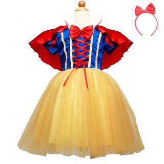 Amazon | 白雪姫風 子供用 衣装 キッズコスチューム 女の子 (104863)