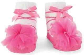 Amazon | マッドパイ ベビー靴下 ソックス バレーパフ (105218)