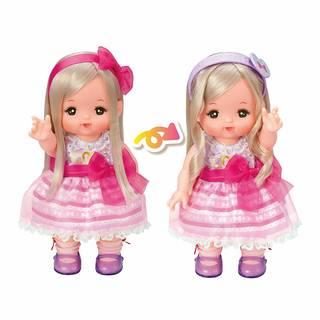 Amazon|メルちゃん お人形セット カールヘアメルちゃん (106342)