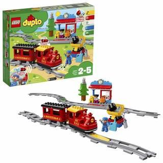 Amazon | レゴ(LEGO)デュプロ キミが車掌さん! おしてGO機関車デラックス (106382)