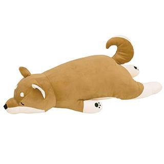 Amazon.co.jp : りぶはあと 抱きまくらL 柴犬のコタロウ (106492)