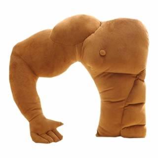 Amazon|【 これで人肌恋しい夜も寂しくない!筋肉男の腕枕 】 (106496)