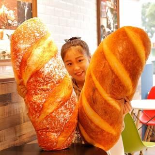 Amazon|パン抱き枕 リアルぬいぐるみ おいしそうな枕 (106505)