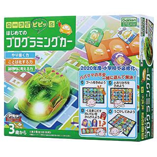 Amazon | カードでピピッと はじめてのプログラミングカー (106522)