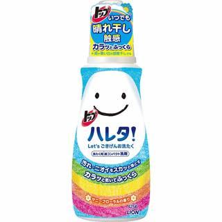 Amazon| トップ ハレタ 洗濯洗剤 液体 本体 425g (106526)
