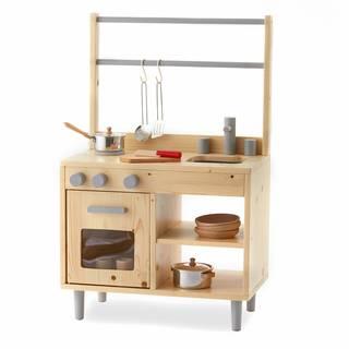 Amazon | LOWYA おままごとショップ キッチンとお店一体型 (106861)