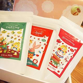 Amazon|カフェインレス紅茶 選べる3点ギフトセット (108538)