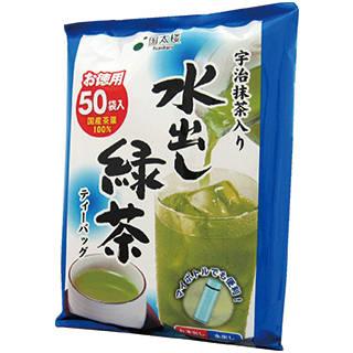Amazon | 国太楼 宇治抹茶入り 水出し緑茶 ティーバッグ (109397)