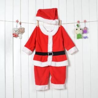 Amazon | ベビー サンタ コスプレ クリスマス 子供 (110195)