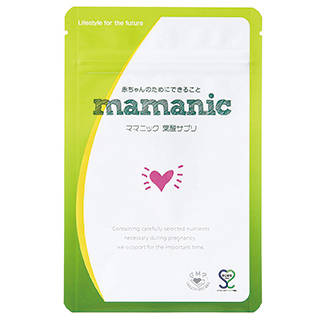 Amazon | ママニック 葉酸サプリ(リニューアル品)  (110274)