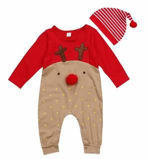 Amazon | クリスマス 衣装 新生児 赤ちゃん ベビー服 (110522)