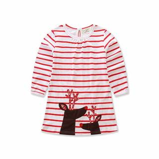 Amazon.co.jp: ZooArts 子供服 女の子 スイート ドレス (110523)