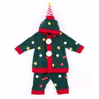 Amazon | (赤ちゃんまーけっと) 着ぐるみ サンタ キッズ クリスマスツリー (110525)