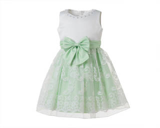 【楽天市場】トドラー ガールズ ウエストリボン付ストーン&フラワー刺繍スカート (110860)