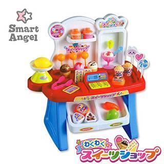 Amazon.co.jp: 西松屋 わくわく!スイーツショップ (111195)