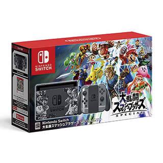 Amazon | Nintendo Switch 大乱闘スマッシュブラザーズ SPECIALセット (112172)