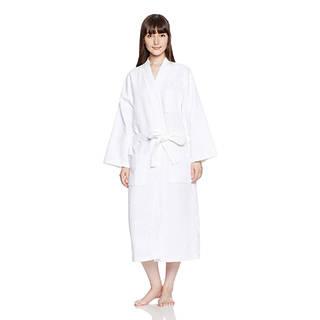 Amazon | (イモクリコ) Imocrico 男女兼用 バスローブ ガウン (112535)
