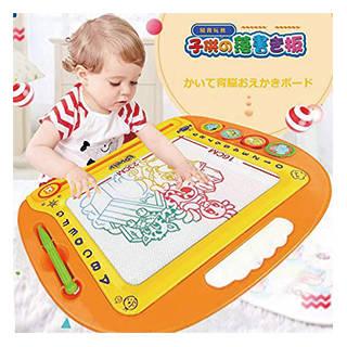 Amazon|お絵描きボード 大画面(38*28) かいて育脳 知育玩具シリーズ (112636)