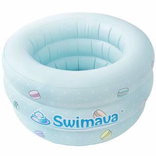 Amazon | Swimava ふわふわベビーバス マカロンバス (113443)