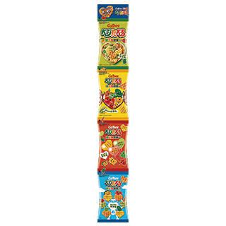 Amazon | カルビー ベジたべる あっさりサラダ味 ミニ 4 40g (10g × 4袋) × 10袋 (113865)