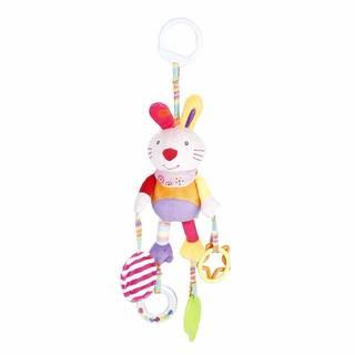 Amazon.co.jp: ベビーベッド ベビーカー用 おもちゃ ハンギングトイ 歯固め (113889)