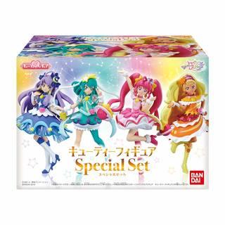 Amazon | スター☆トゥインクルプリキュア キューティーフィギュア Special Set (114283)