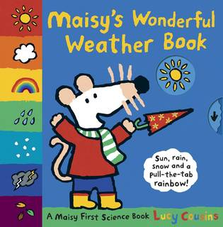 Amazon | Maisy's Wonderful Weather Book (120176)